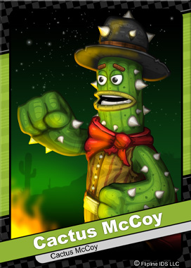 kaktus mccoy