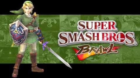 Gerudo Valley - Super Smash Bros. Brawl