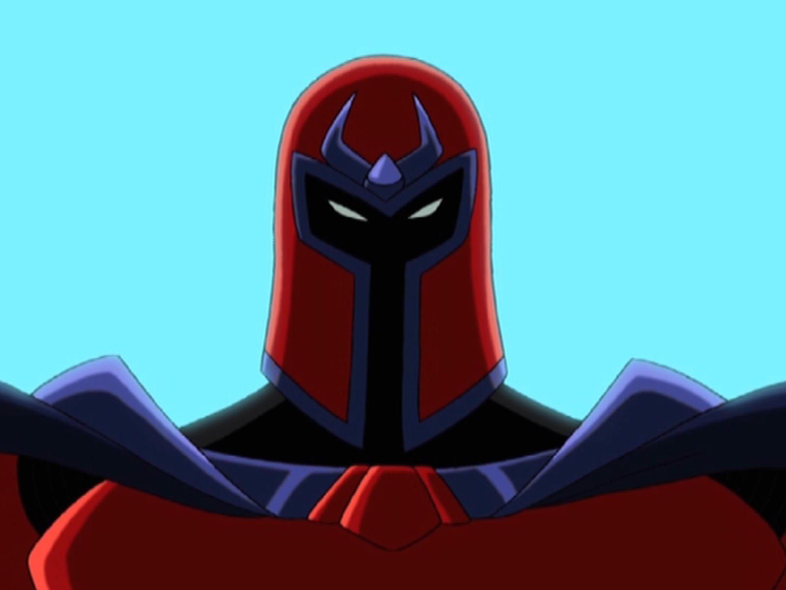 Image - Magneto (X-Men Evolution).jpg - Villains Wiki ...X Men Evolution Villains