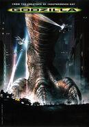 American Godzilla Films