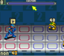 Mega Man Battle Network screenshots