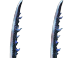 Azure Dual Swords