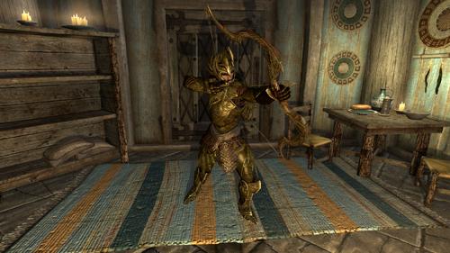 Elven Heavy Armor Skyrim Elven Armor Skyrim The