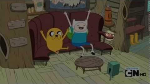 Adventure Time - Season 1 Snails