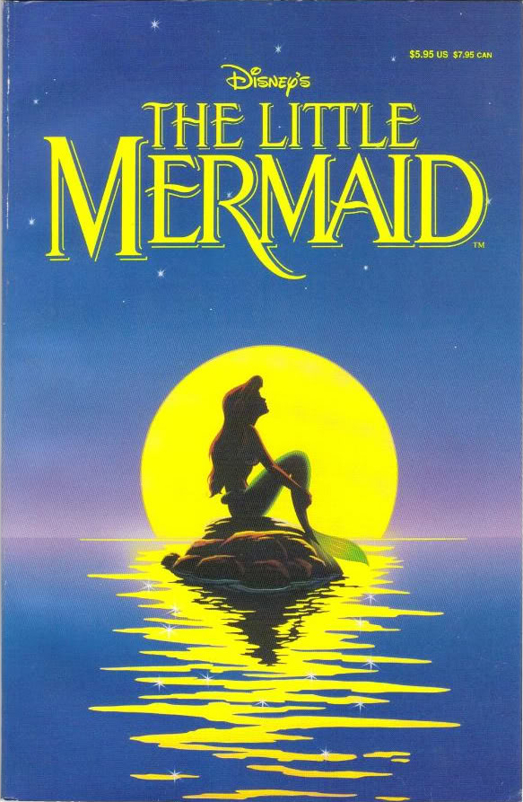 The Little Mermaid Movie Cover