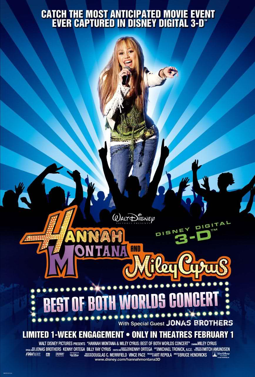 Best Of The Best 2017 By Colorado Community Media: Hannah Montana & Miley Cyrus: Best Of Both Worlds Concert