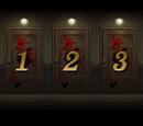 Biohazard Survival Door