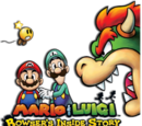 Mario and Luigi RPG:Bowser's Inside Story 3DS