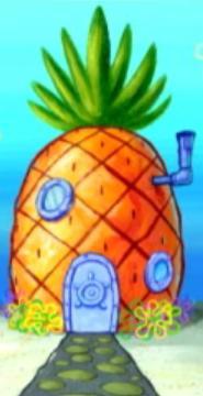 Spongebobs PinappleReal Spongebob House