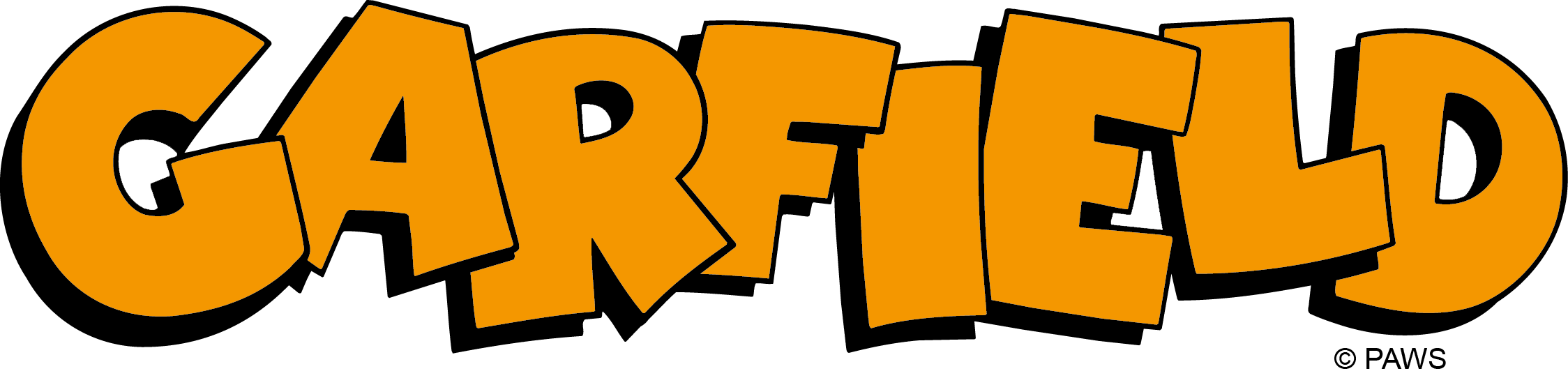 This logo was used in Garfield and Friends. It was used in several ...