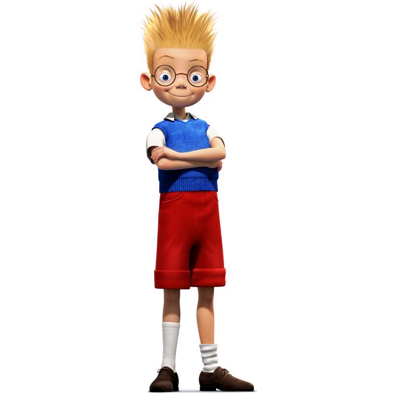 meet the robinsons black haired kid from