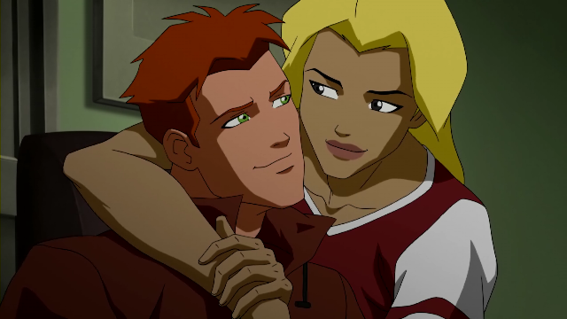Wally and Artemis still together pngYoung Justice Kid Flash And Artemis