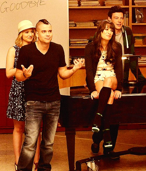glee quinn and puck relationship