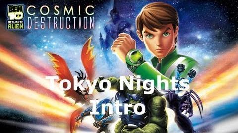 Ben 10 Tokyo Nights - Intro