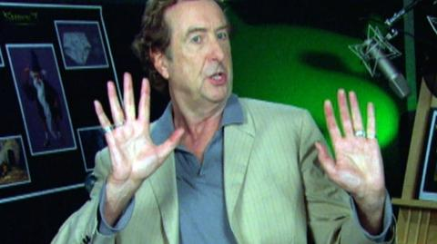 Shrek The Third (2007) - Interview Eric Idle On The Film's Version Of Merlin