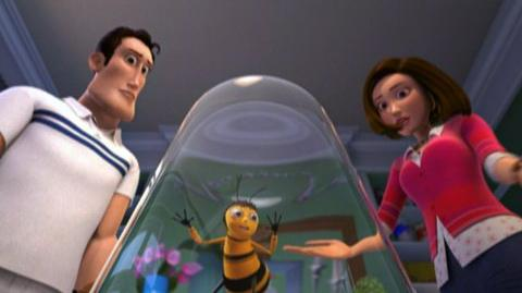 Bee Movie (2007) - Clip Winter boots