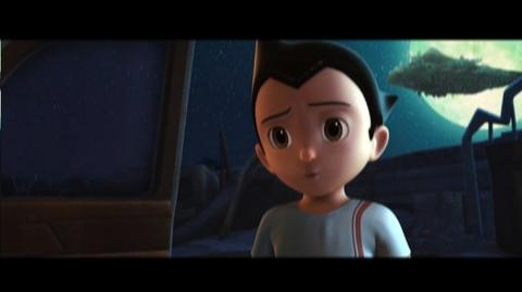 Astro Boy (2009) - Open-ended Trailer for this animated action film