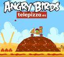 Angry Birds Telepizza