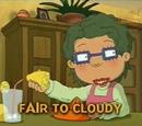 Fair to Cloudy