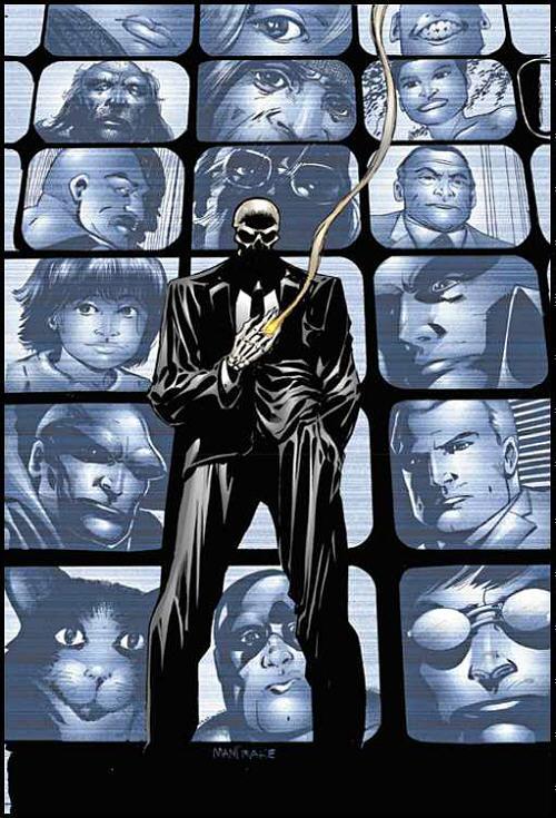 Mister Bones New Earth Dc Comics Database