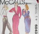 McCall's 6843