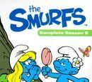 Smurfs: Complete Season 6 (Region 4 DVD)