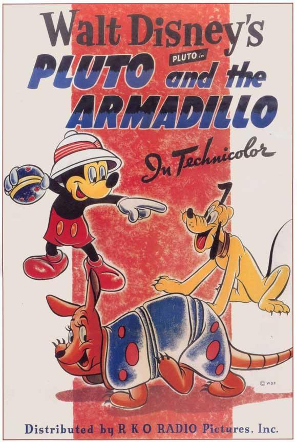 pluto and the armadillo disney wiki