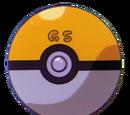 Poké Balls de la segunda generación