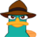 Perry The Platypus emoticon 1.png