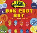 Bok Choy Boy