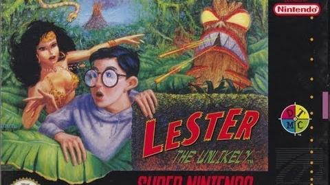 Lester the Unlikely (SNES) - Angry Video Game Nerd - Cinemassacre.com