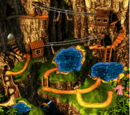 Locations in Donkey Kong Country 3: Dixie Kong's Double Trouble!