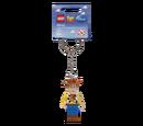 852848 Woody Keychain