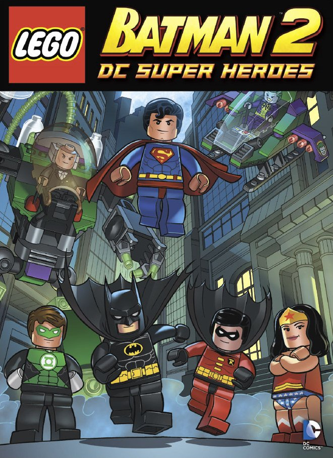 Dc Comics Build Your Heroes Game