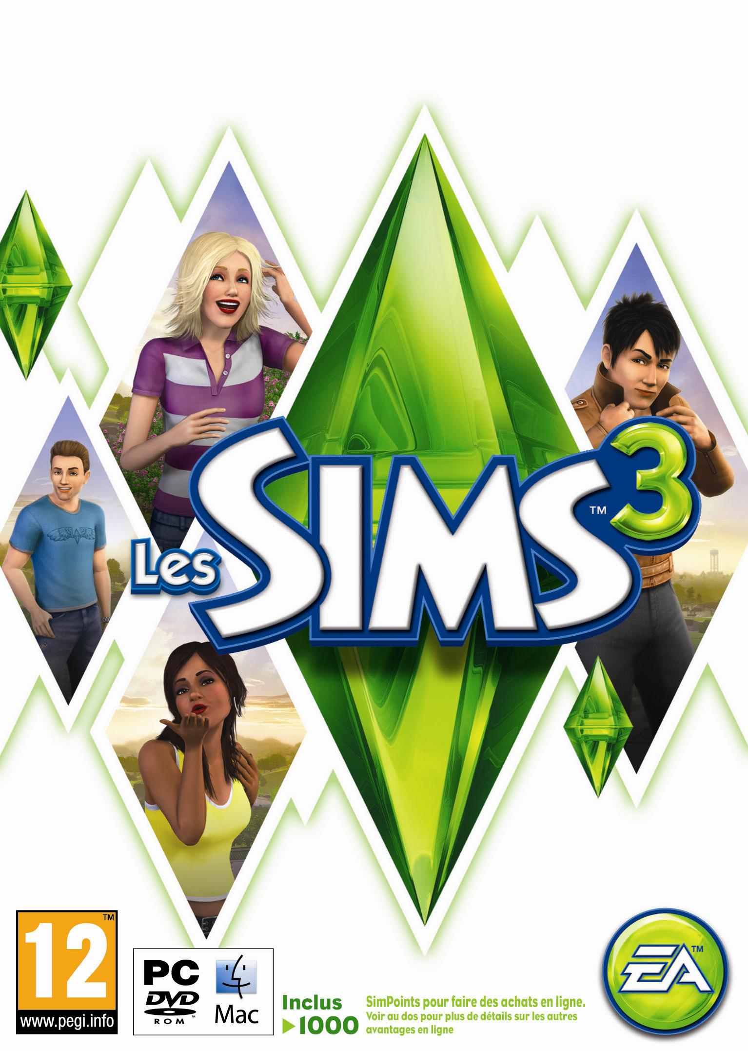 Les Sims 3 Showtime Edition Collector Katy Perry: Les Sims, Les Sims 2, Les