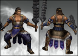 Edit Male Outfit - Warrior (DW4)