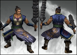 Edit Male Outfit - Warrior 2 (DW4)