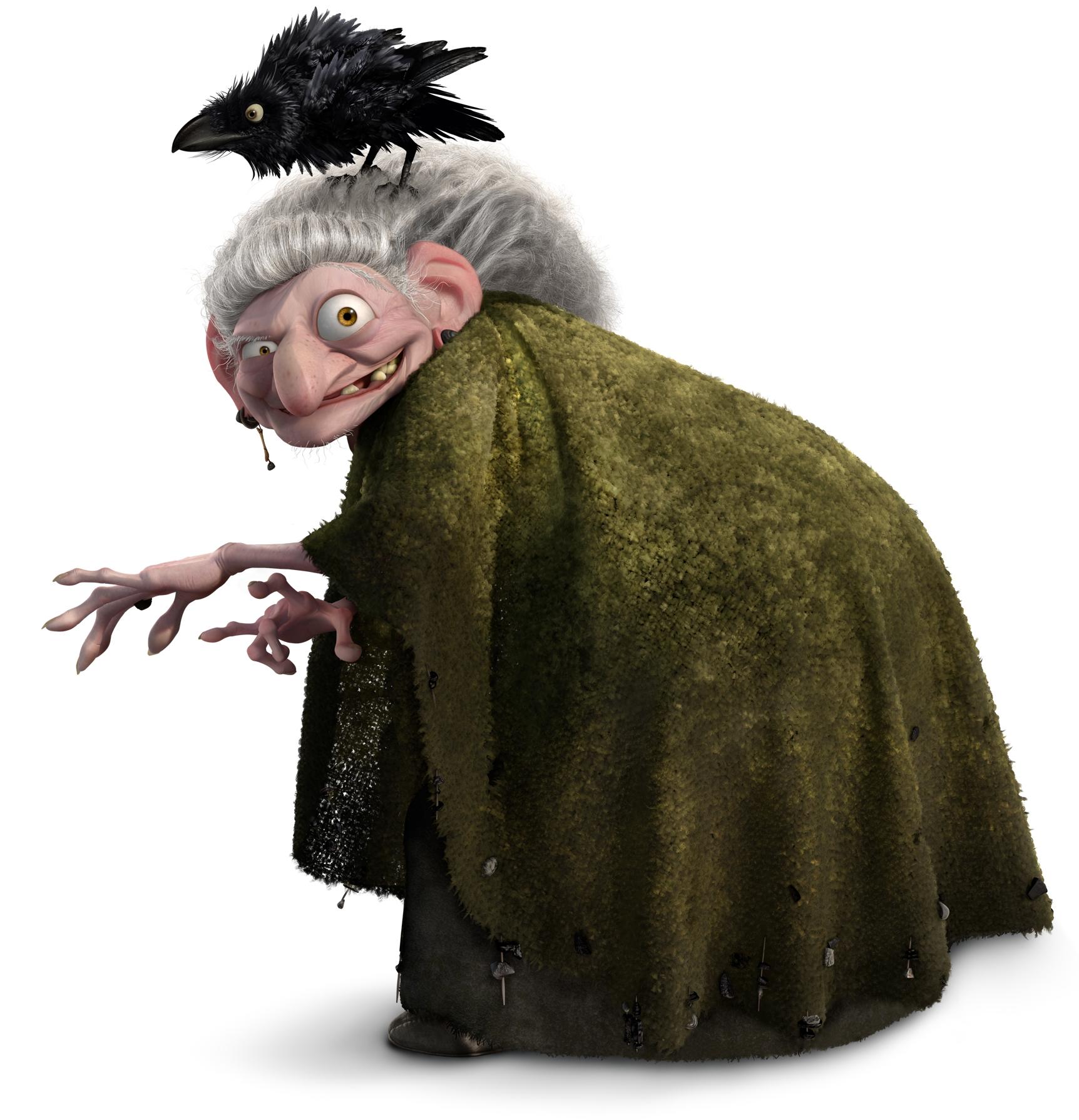 Witch Witch - Pixar Wiki - D...