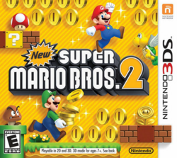 New Super Mario Bros. 2 (Norte America)