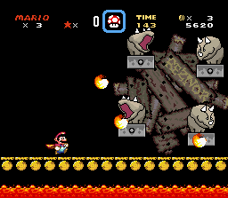 reznor battle mario png