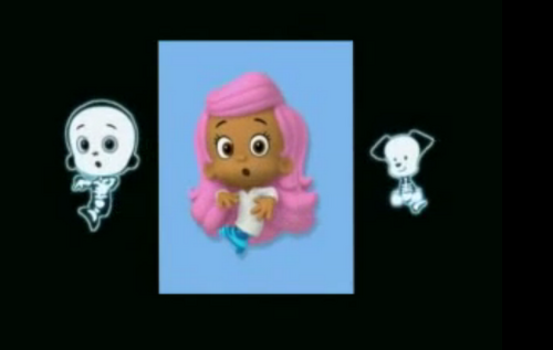 Bubble Guppies Puppy Love Dance: Bubble Guppies: Trick Or