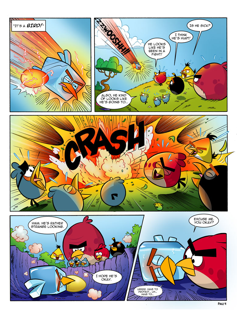 Image - Angry-Birds-Space-Comic-Part-4.jpg - Angry Birds Wiki