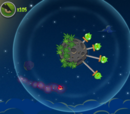 Pig Bang 1-2 (Angry Birds Space)