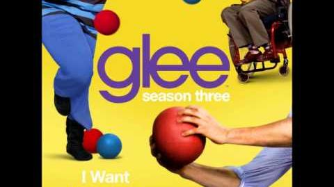 Glee - I Want You Back