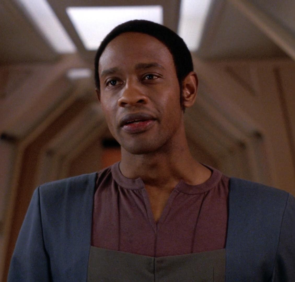 STNG: S6 ep 18 >>> Tuvok de Voyager?! Devor
