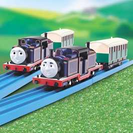 Image Motorroadandrailmightymac Jpg Thomas And Friends