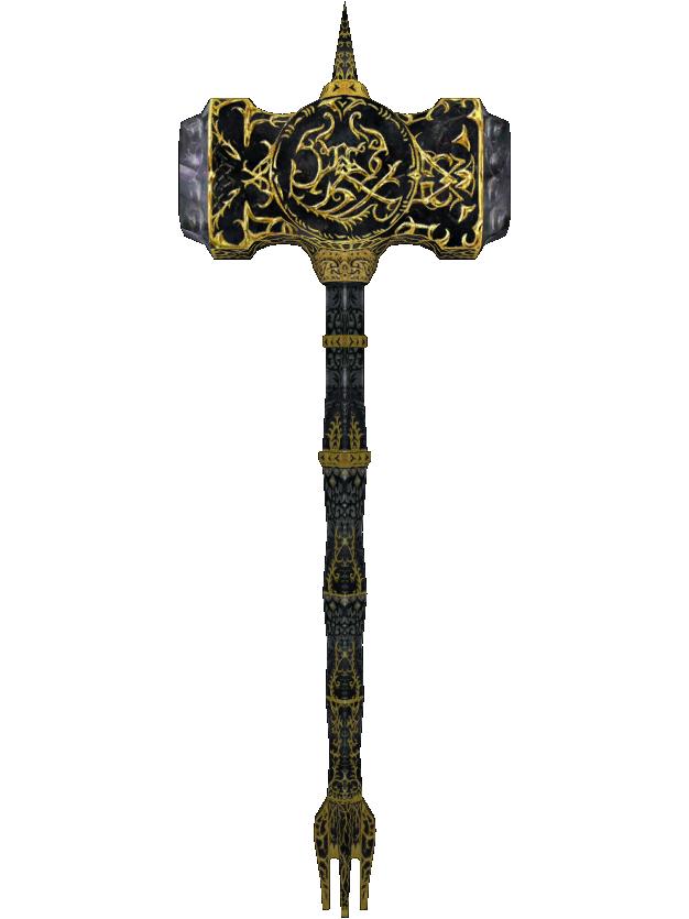 LW: Battle Jack of Blades Ebony_Warhammer_OB