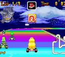 Rainbow Road (Mario Kart: Super Circuit)
