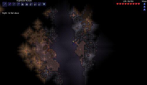 Meteor ball terraria