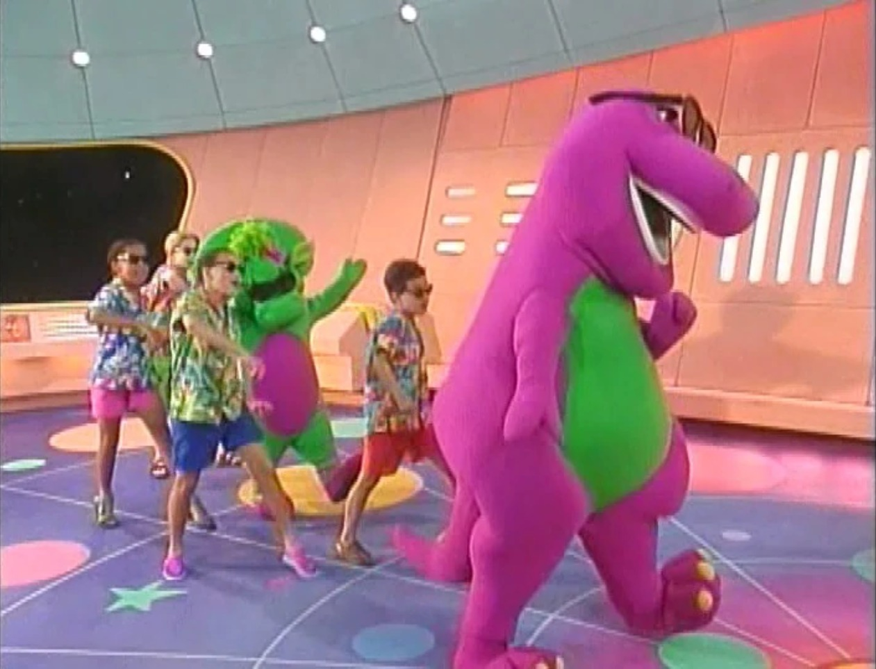 The Sun Barney Wiki